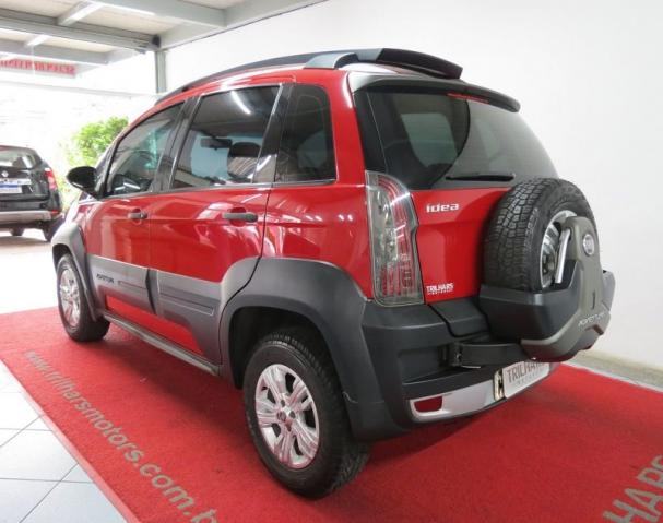 FIAT IDEA 2011/2012 1.8 MPI ADVENTURE 16V FLEX 4P MANUAL - Foto 4