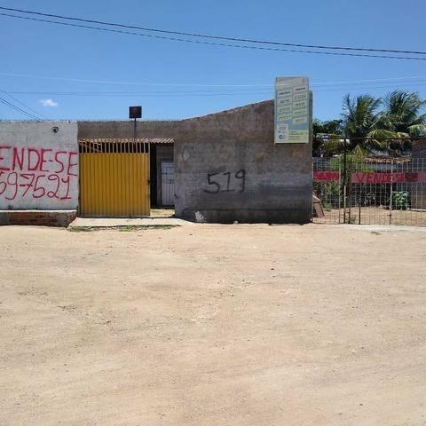 Vendo este terreno 13 x 20 no bairro São Cristóvão em Arcoverde