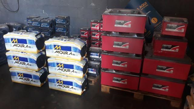 Venha conferir os melhores preço de baterias automotivas de goiânia - Foto 3