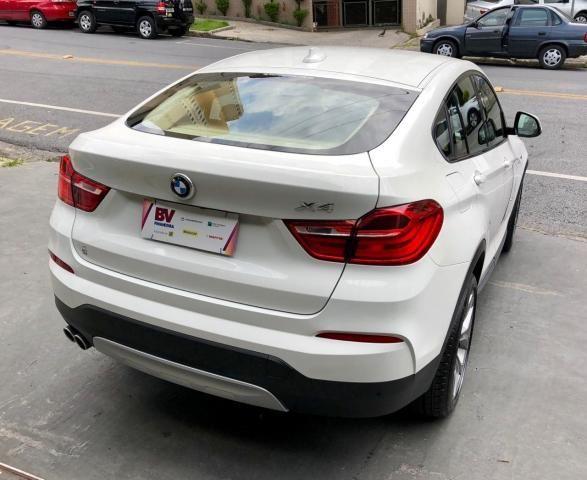 BMW X4 2015/2016 2.0 28I X LINE 4X4 16V TURBO GASOLINA 4P AUTOMÁTICO - Foto 5