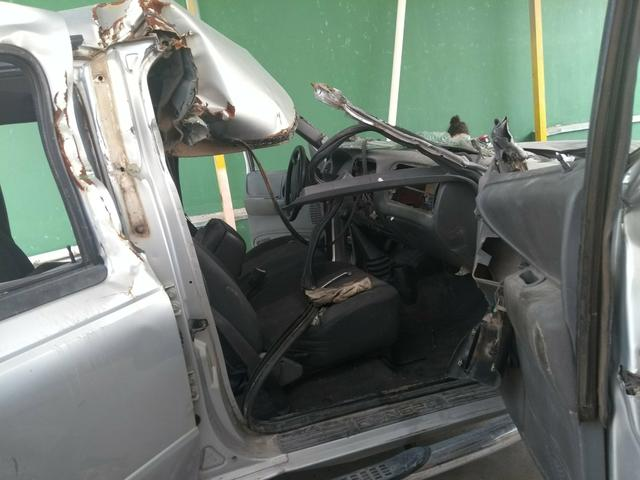 Ranger batida a venda a diesel