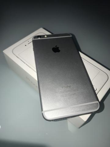 Iphone Vendo Ou Troco Por Um IPhone 7 Plus Com Volta Minha - Foto 4