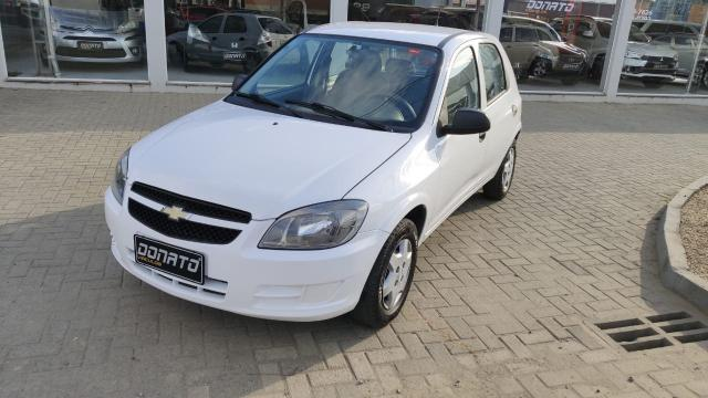 CHEVROLET CELTA 2012/2013 1.0 MPFI LS 8V FLEX 4P MANUAL - Foto 5
