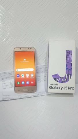 Celular Samsung J5 Pro 32GB Muito Novinho Com Garantia