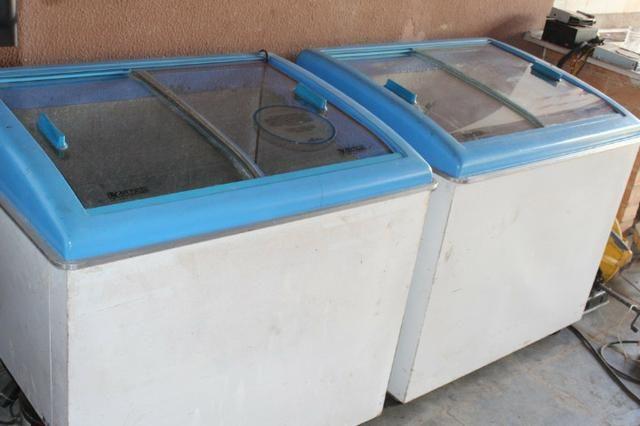Freezer Horizontal 400 Litros FH400C Ártico - Foto 3
