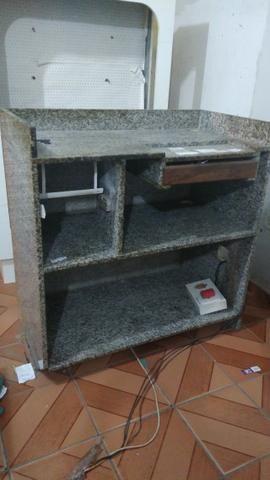Balcão Caixa de granito - Foto 4