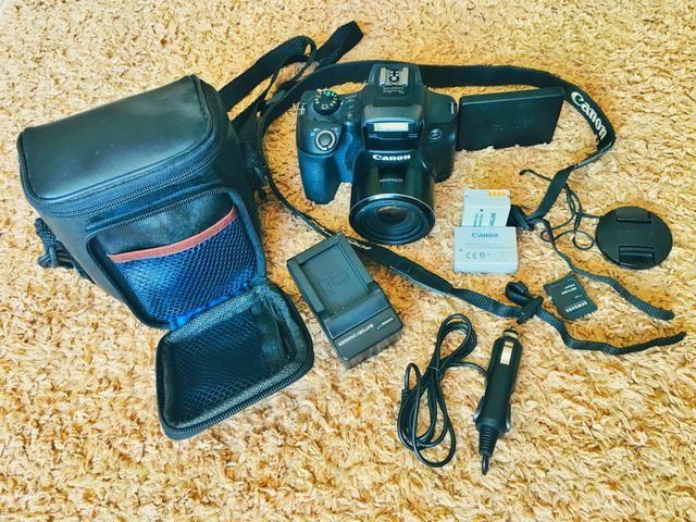 Câmera canon hs60 [Super Zoom] - Foto 4