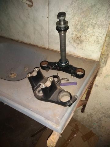 Vendo bengala , mesa i balança da cb Twister 250 218 - Foto 3