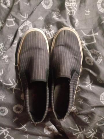 Sapato coca cola