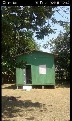 Vendo casa no Ramal da Castanheira-Vila Acre