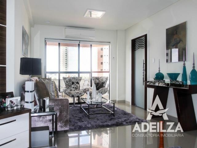Apartamento à venda com 4 dormitórios em Capuchinhos, Feira de santana cod:20180004 - Foto 3