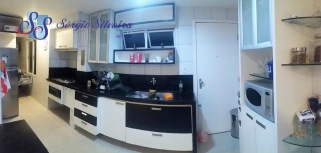 Apartamento no Meireles com 3 quartos e vista mar área de lazer! - Foto 11