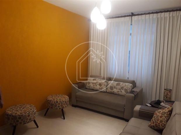Apartamento à venda com 2 dormitórios em Meier, Rio de janeiro cod:850635 - Foto 2