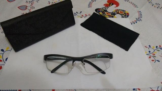 9b63a91c1 Armação Óculos De Grau Chilli Beans (original) - Bijouterias ...