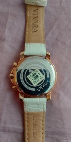 8350cd782 Relógio feminino couro original Vivara - Bijouterias, relógios e ...