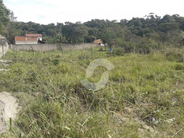 Terreno à venda, 450 m² por r$ 71.000,00 - jaconé - saquarema/rj - Foto 5