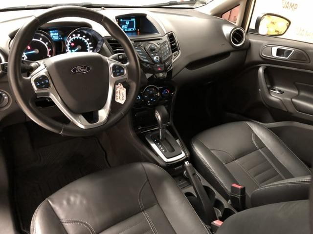 Ford New Fiesta Sed. Titanium 1.6 Powershift Automático 2014 - Foto 14