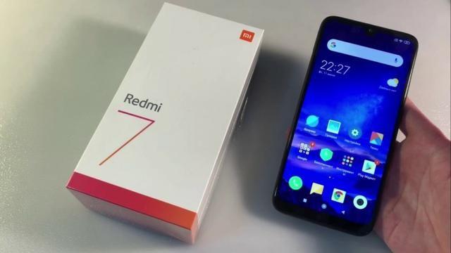 Xiaomi Redmi 7 32GB Global Version