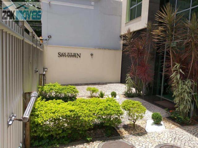 Apartamento para alugar com 1 dormitórios em Icaraí, Niterói cod:40 - Foto 2
