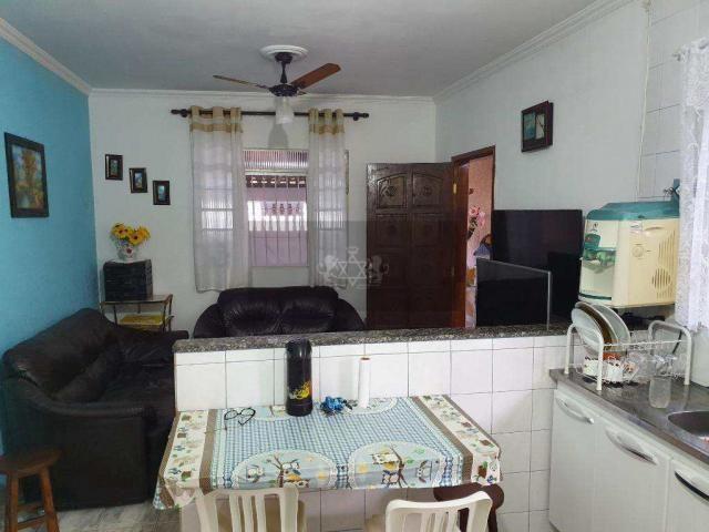 Casa à venda com 3 dormitórios em Poiares, Caraguatatuba cod:487 - Foto 10