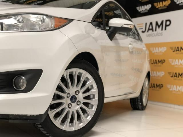 Ford New Fiesta Sed. Titanium 1.6 Powershift Automático 2014 - Foto 6