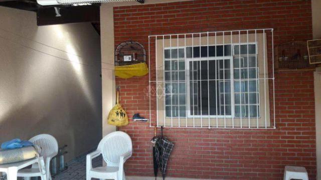 Casa à venda com 3 dormitórios em Poiares, Caraguatatuba cod:487 - Foto 8