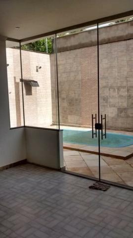 Casa em condomínio na Cohama com piscina e churrasqueira privativa por R$ 500 mil - Foto 4