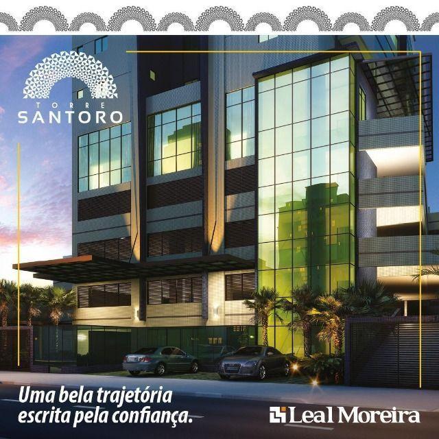 Apartamento na Nazaré, 3 suítes, Edifício Torre Santoro com 123m² - R$ 746.000,00 - Foto 6