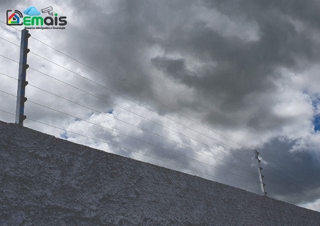 Super Cerca eletrica 6 fios com 18.000volts Alto padrão - Foto 6