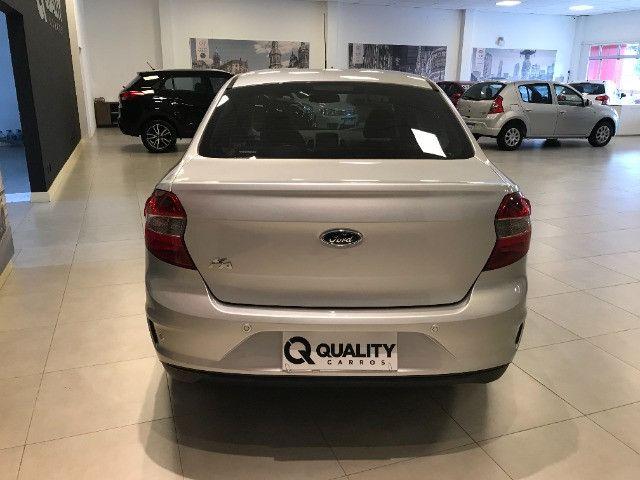 Ford - Ka 1.5 Sedan SE Plus 12V Flex 4p Mec - 2019 - Foto 5