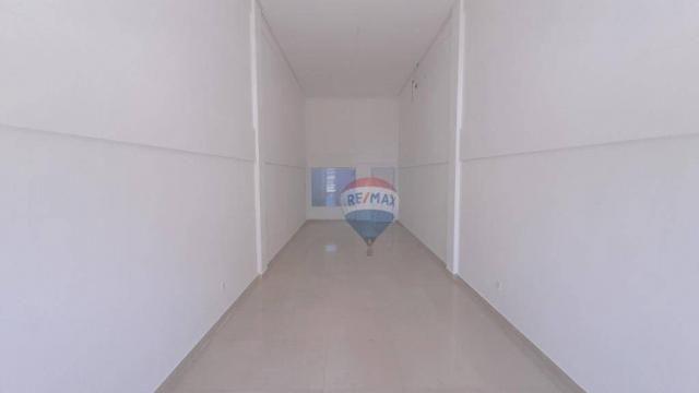Loja para alugar, 45 m² por R$ 2.750,00/mês - Capim Macio - Natal/RN - Foto 3
