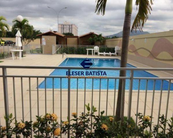 Apartamento à venda com 2 dormitórios em Via parque, Serra cod:AP00269