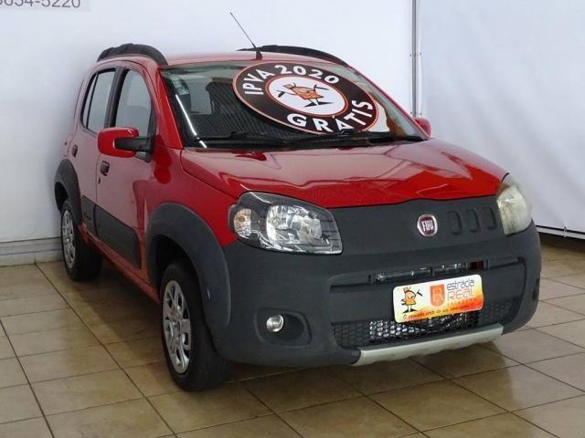 FIAT UNO 2010/2011 1.0 EVO WAY 8V FLEX 4P MANUAL - Foto 5