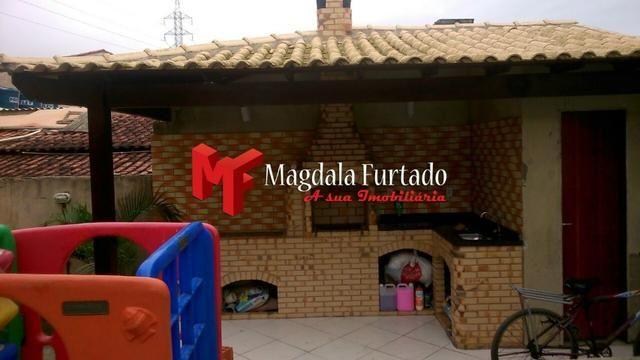 4037 - Casa com área gourmet, 4 quartos para sua moradia em Unamar - Foto 8