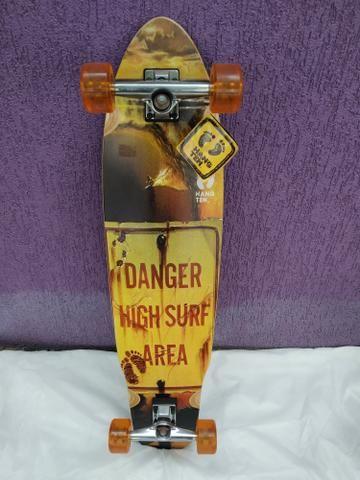 Skate long Hang Ten (novo) - Foto 2