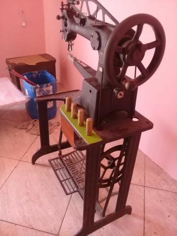 Maquina de costura de sapateiro - Foto 6
