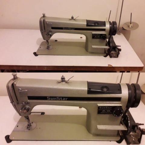 Máquina de Costura Reta Industrial Sunstar - Foto 3