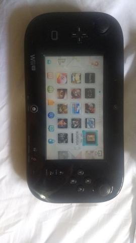 Nintendo Wii U com caixa + hd de 500gb com jogos + controle pró - Foto 3