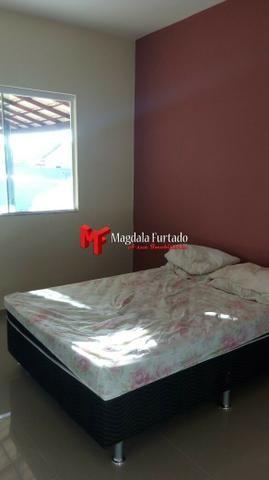 4030 - Casa de 4 quartos, rebaixada em gesso, total conforto em Unamar - Foto 14