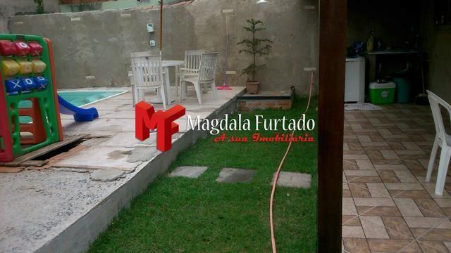 4037 - Casa com área gourmet, 4 quartos para sua moradia em Unamar - Foto 5