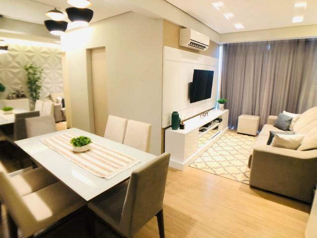 Apartamento com 77m2 Sendo 3 Quartos 2 Suítes - Foto 3