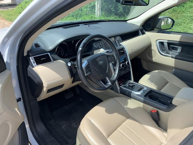 Discovery sport 2.0 turbo diesel 7 lugares - Foto 5