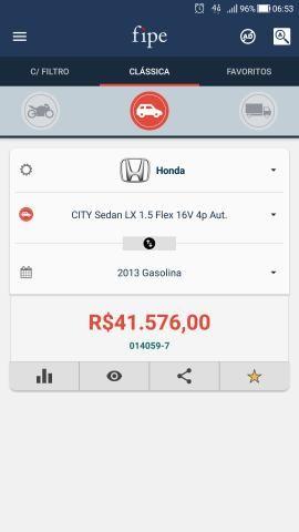 Honda City LX 1.5 Automático - Foto 6