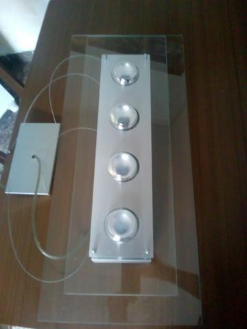 Pendente Luminaria Luxo (4 lâmpadas Osram) - Foto 3