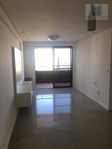 Apartamento com 3 dormitórios à venda, 73 m² por R$ 600.000 - Meireles - Fortaleza/CE - Foto 5