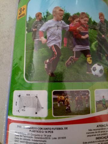 Traves de futebol infantil - retirar no centro de Curitiba - Foto 5