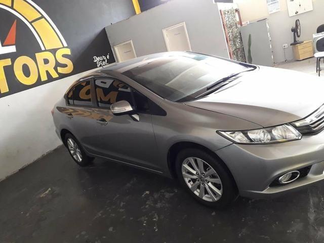 Honda Civic lxr 2.0 automático 2014 - Foto 2