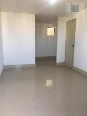Apartamento com 2 dormitórios para alugar, 73 m² por R$ 2.020/mês - Meireles - Fortaleza/C - Foto 8