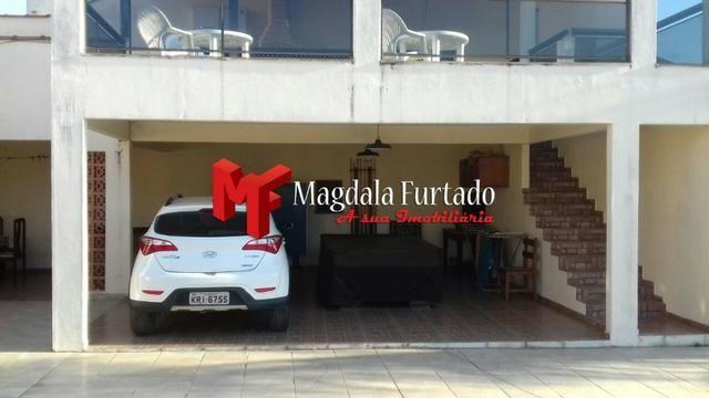4036 - Casa área externa gramada, 4 quartos para sua moradia em Unamar - Foto 11