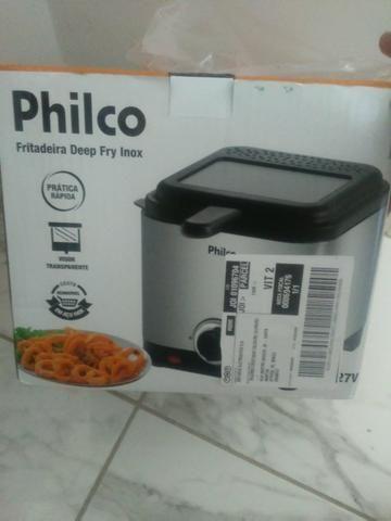 Fritadeira philco nao aceito troca somente venda